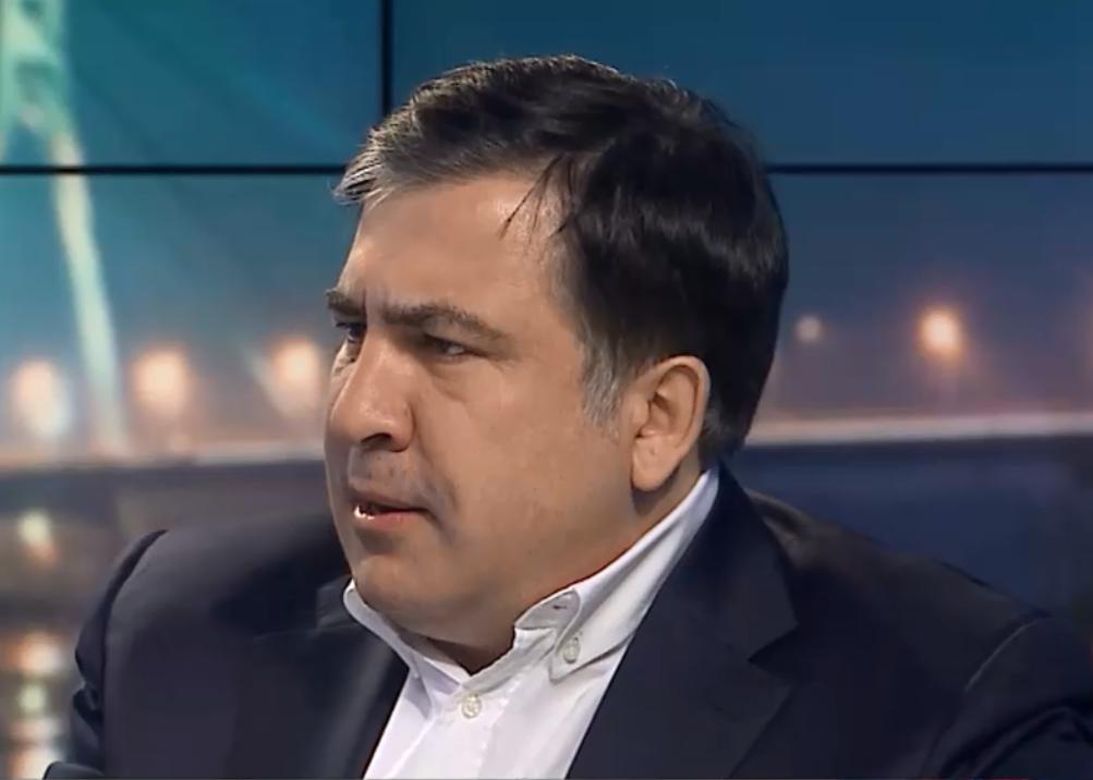 Саакашвілі заявив, що не хоче бути президентом України
