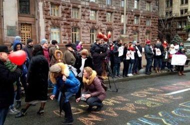 У Києві активісти вимагають не відмовлятися від пішохідного Хрещатика