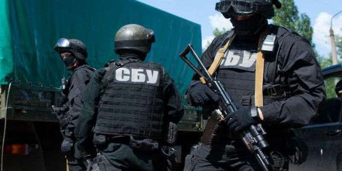 У Мар'їнці СБУ затримала кур'єра бойовиків (ВІДЕО)