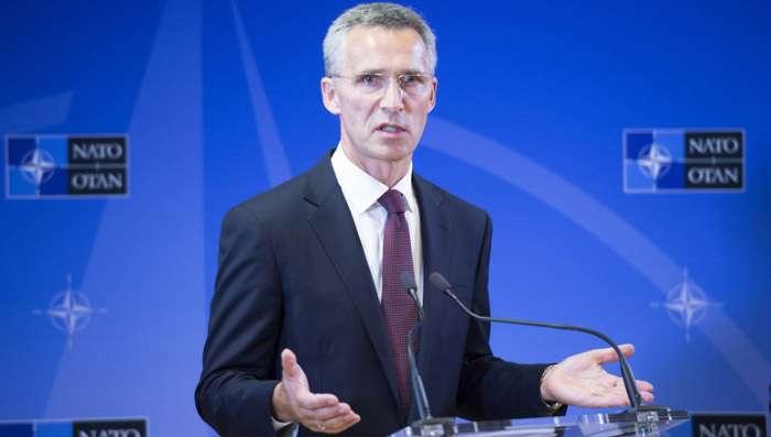 НАТО будет предоставлять Украине решительную военную поддержку – Столтенберг