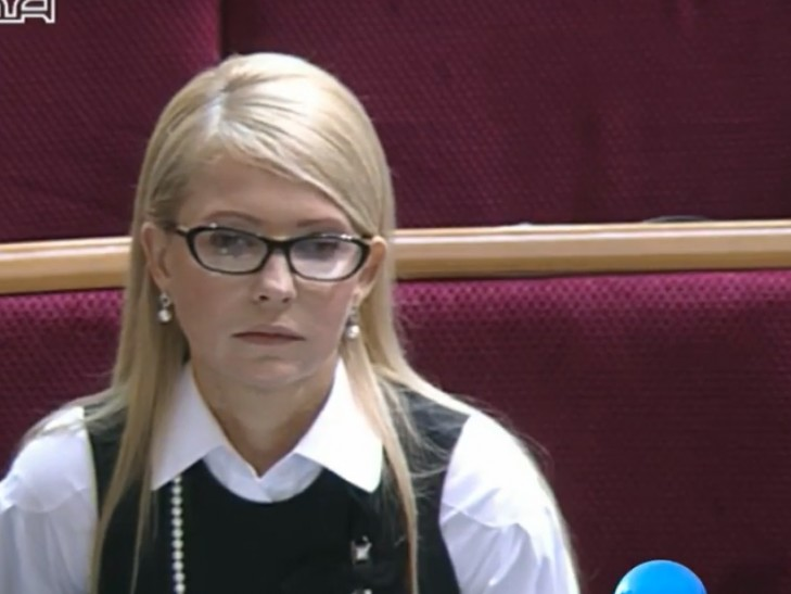 Чому розплетена коса: що означає новий імідж Тимошенко (ФОТО)