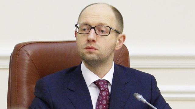 Міністри повернулися в уряд, — Яценюк