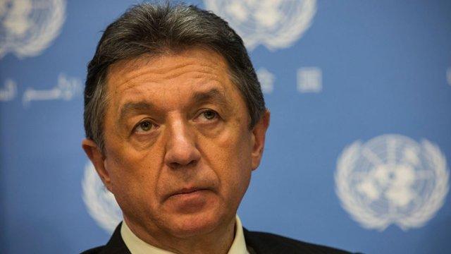 Екс-представник України в ООН Сергеєв іде з МЗС