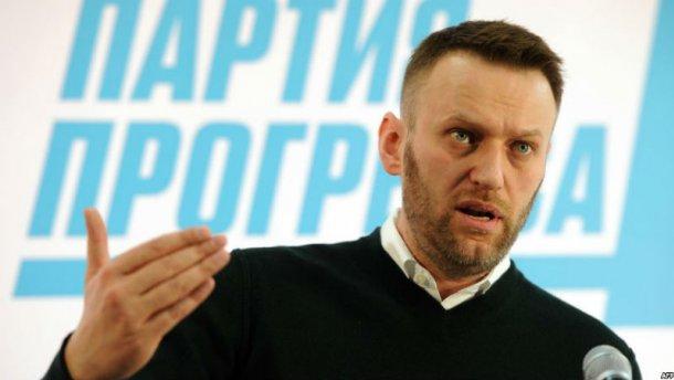 Російський опозиціонер подав у суд на Путіна