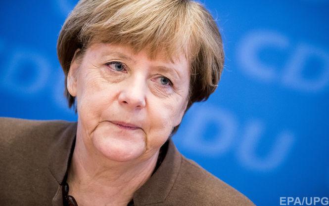 Меркель хоче якнайшвидше скасувати санкції проти Росії