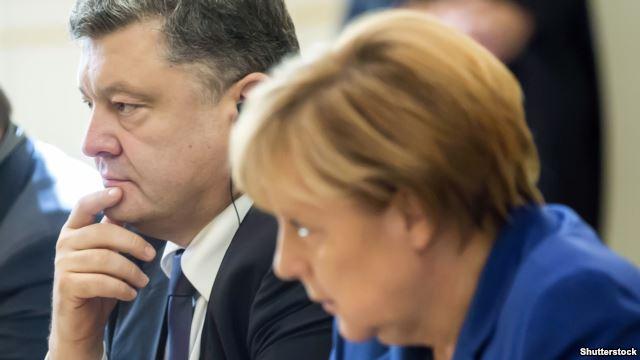 Порошенко сьогодні в Берліні зустрінеться з Меркель