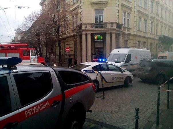 У Львові «замінували» «Криївку», «Гасову Лямпу» і ще 8 ресторанів (ФОТО)