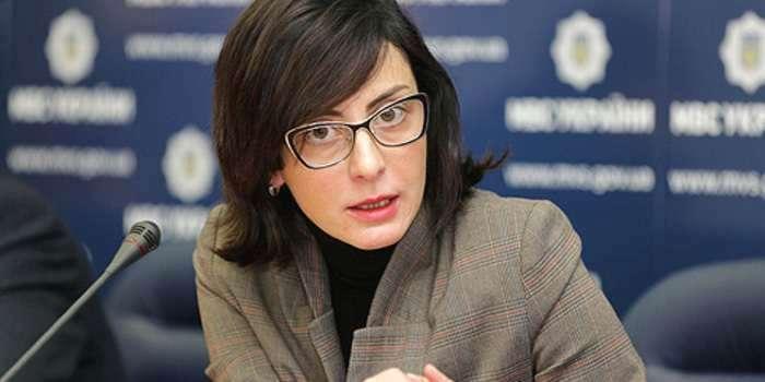 Деканоїдзе оголосила результати переатестації київської поліції (ВІДЕО)