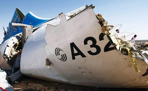 РФ звинувачує у катастрофі А321 турецьких бойовиків