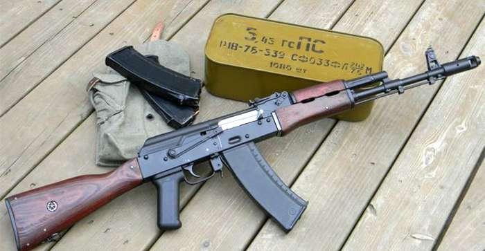 В Красноармейске обнаружено большой арсенал оружия (ФОТО)