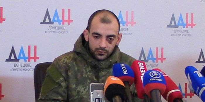 Боевики «ДНР» осудили бойца полка «Азов» до 30 лет колонии