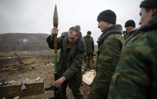 Бойовики різко активізували обстріли сил АТО під Донецьком