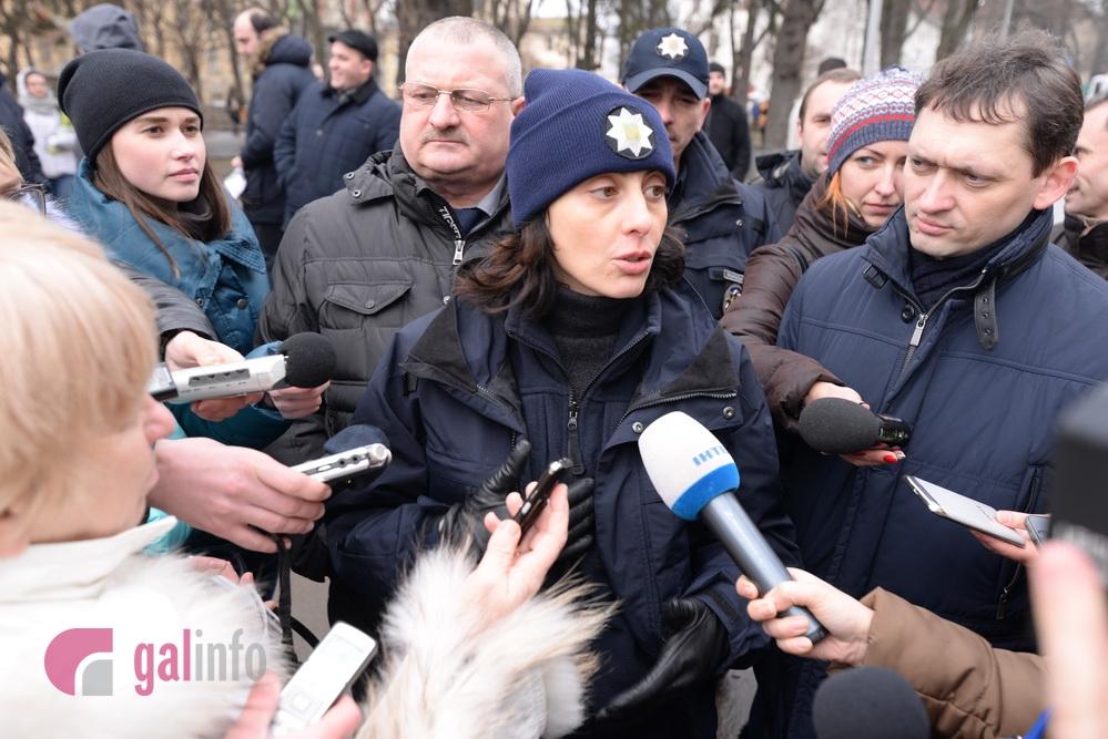 У Львові презентували групи швидкого реагування патрульної поліції: час доїзду 7 хв, у селах – до 20 хв