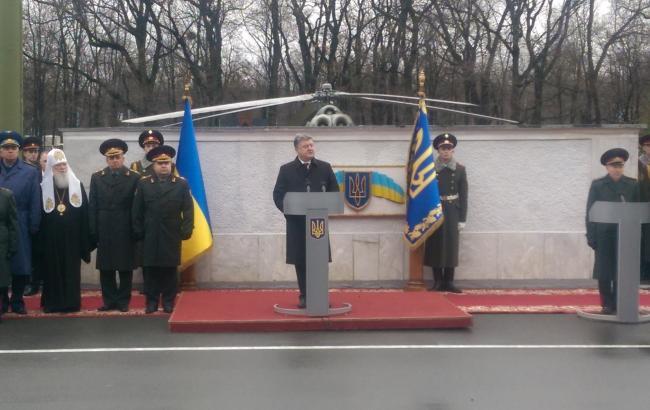 Порошенко прогнозує відновлення активних бойових дій на Донбасі