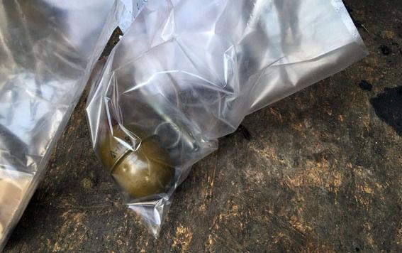 В Донецкой области задержали сирийца с гранатой