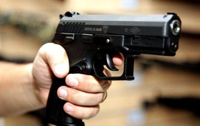 В Одесі сталася стрілянина в пологовому будинку