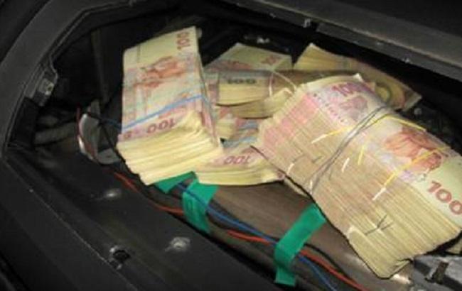 СБУ разоблачила контрабандный ввоз из РФ 850 тыс. гривен для финансирования сепаратизма