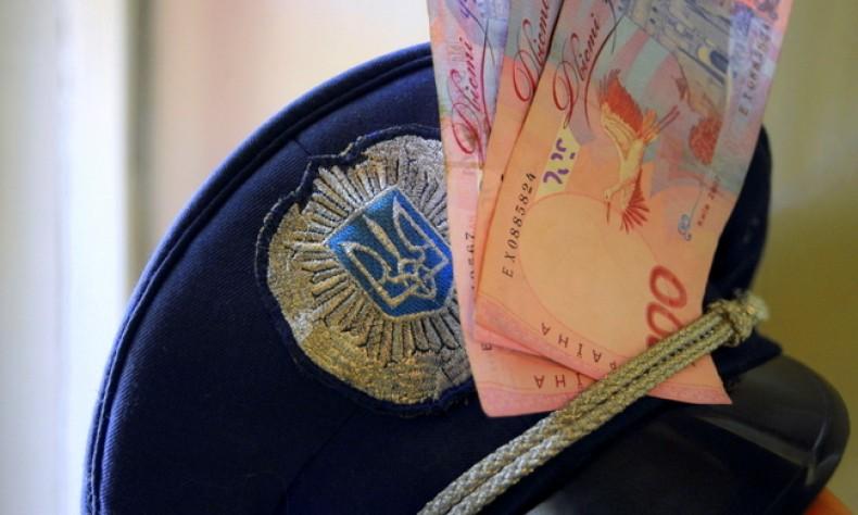 На Хмельнитчине на взятке задержан замначальник полиции