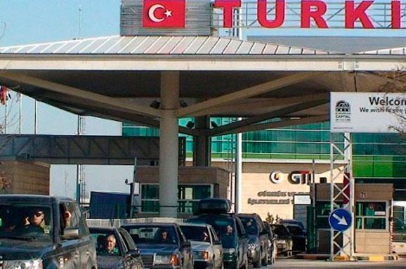 Туреччина закрила кордон для перевезення російських вантажів