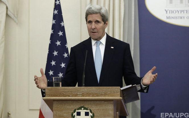 Керрі звинуватив Росію в масових вбивствах жінок і дітей в Сирії