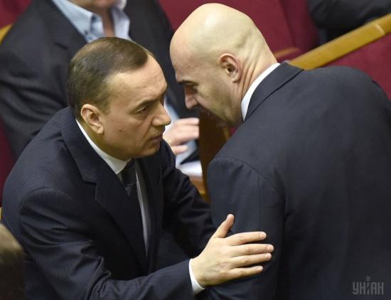Антикоррупционная прокуратура может объявить подозрение Кононенку и Мартыненку