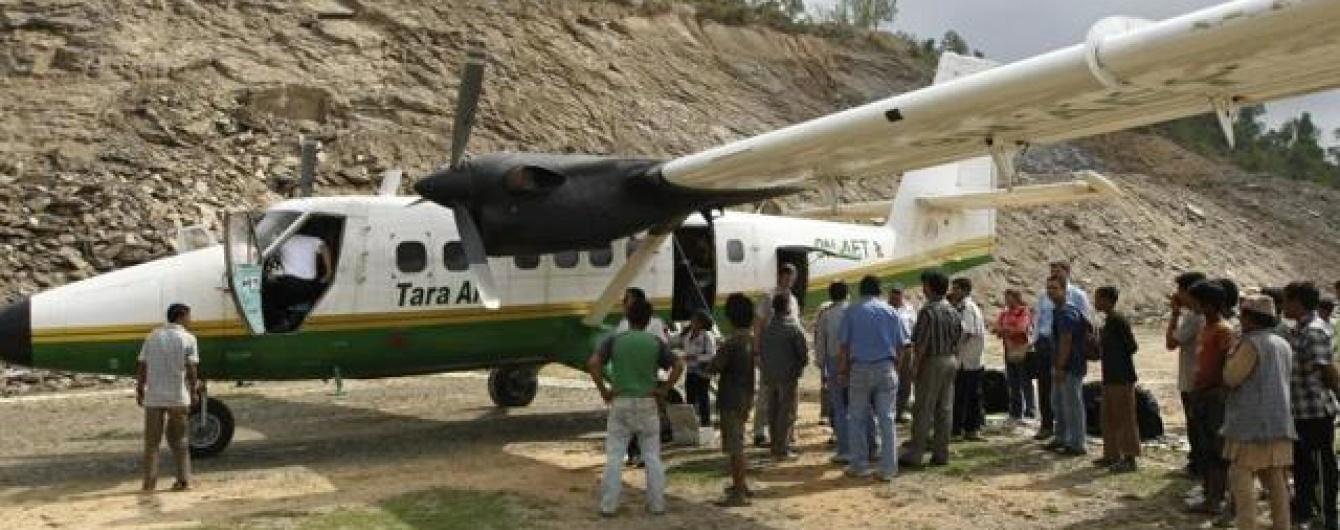 У Непалі розбився ще один літак з пасажирами