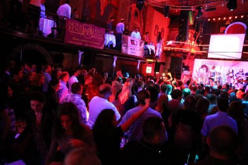 В нічному клубі Львова ледь не сталася різанина