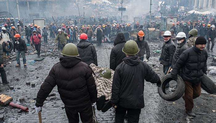 Екс-глава МВС запевняє про відсутність наказу Януковича розстрілювати Майдан