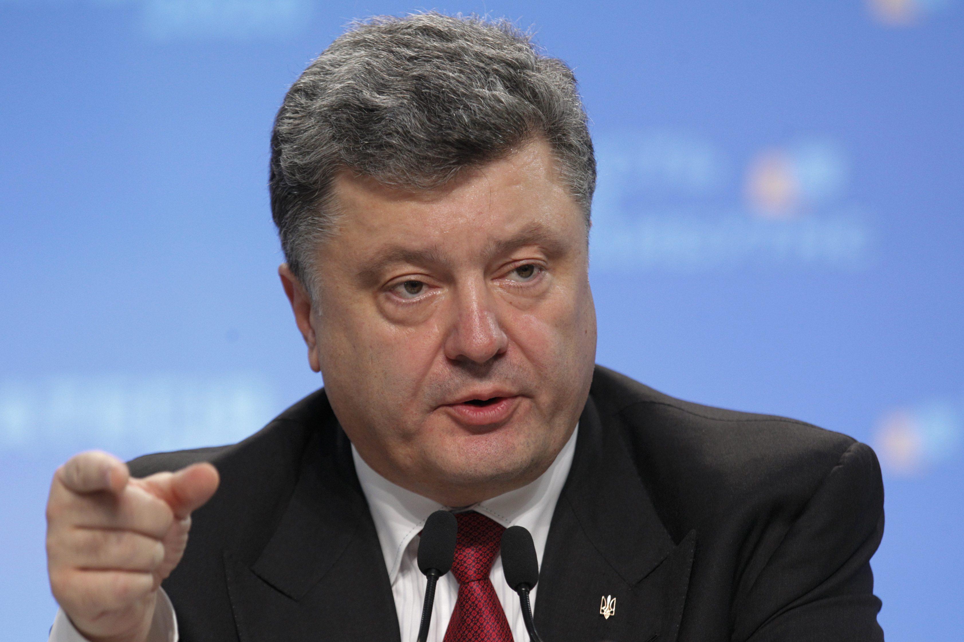 Порошенко: Росія може намагатися анексувати інші країни