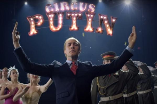 У Словенії шокували жорстким тролінгом Путіна (ВІДЕО)