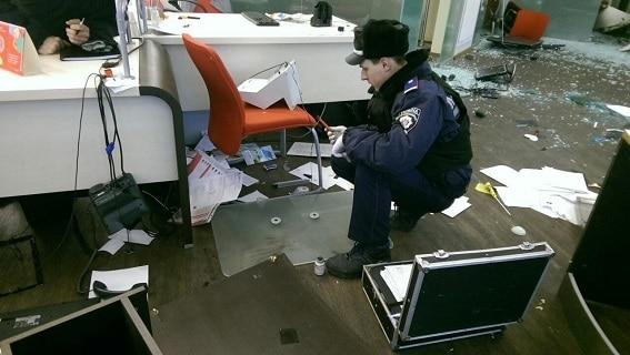 Погроми в центрі Києва: хуліганам загрожує до 4 років в'язниці