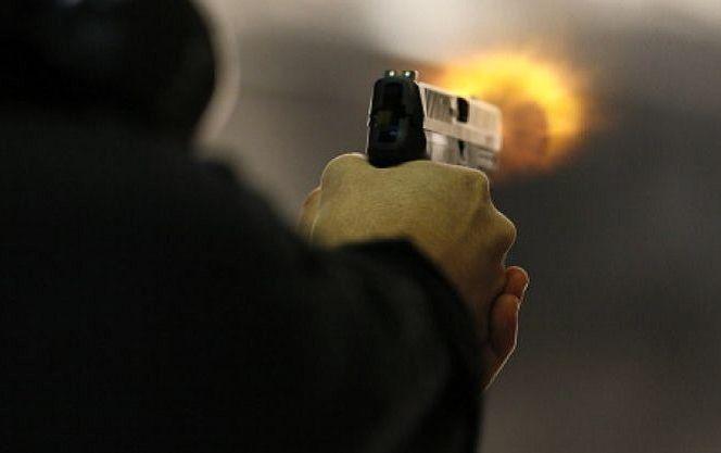 В Хмельницком полиция задержала мужчину, выстрелившего в голову оппоненту