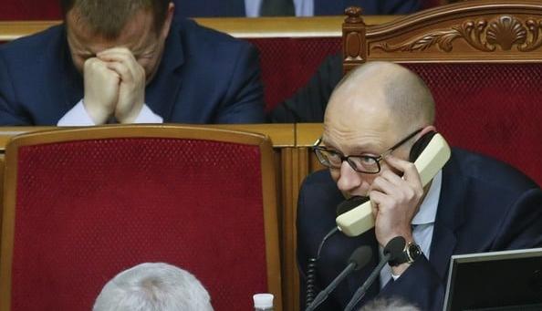 Яценюк проведет переговоры с Ляшко и Порошенко