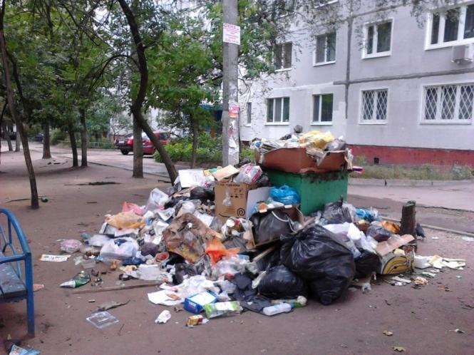 В Росії з'явиться податок на сміття