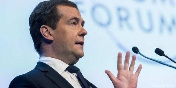 Медведєв у Мюнхені заявив, що в Україні – громадянська війна