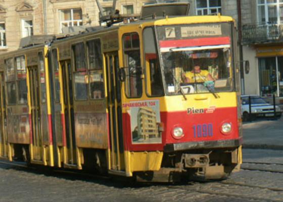 Львів'яни можуть відстежувати громадський транспорт за допомогою смартфонів