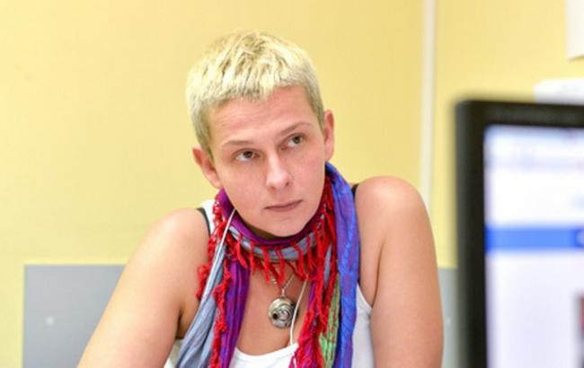 СБУ не нашла оснований для открытия уголовного дела против Столяровой