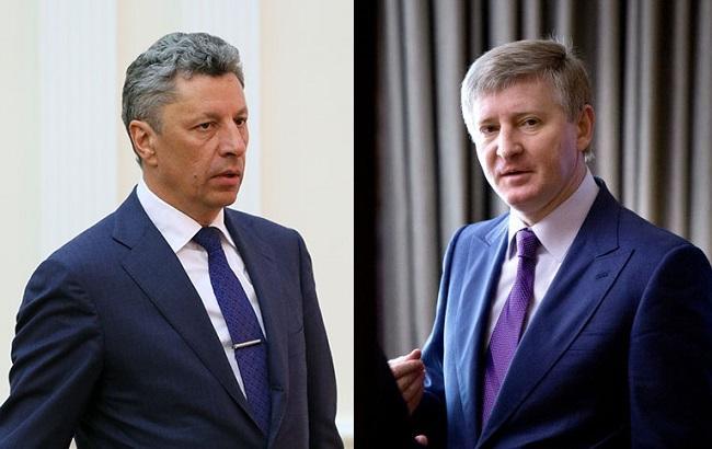 У БПП прокоментували можливе призначення Ахметова і Бойка на Донбас