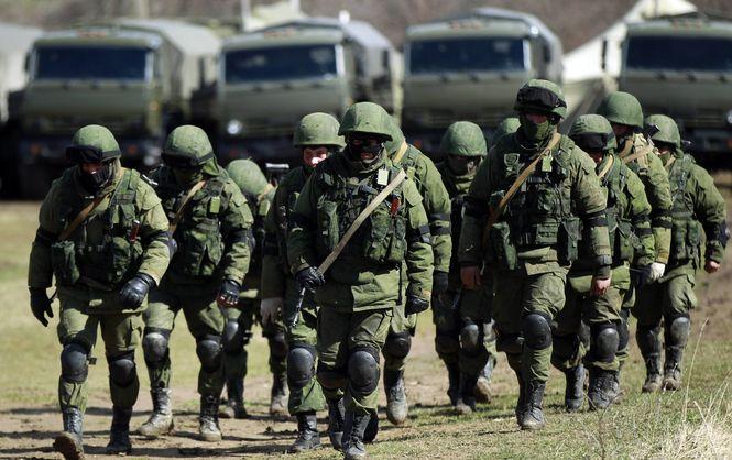 В Докучаевск прибыло подразделение спецназа ВС РФ – штаб АТО