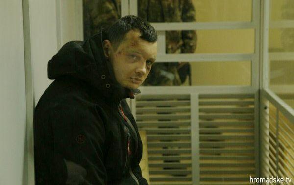 """""""Азовця"""" Краснова звинуватили в тероризмі"""