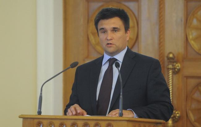 БПП обсуждает кандидатуру Климкина на пост премьера