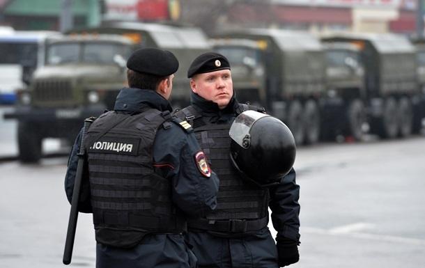 Росії за підготовку теракту затримали українця