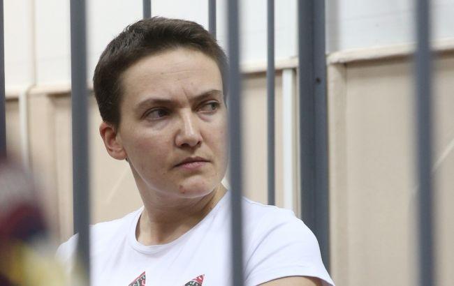 Приговор Савченко: в зал суда не пустили 13 иностранных дипмиссий