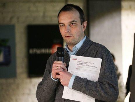 Єгор Соболєв: Президент не пропонував Садовому посаду прем'єра