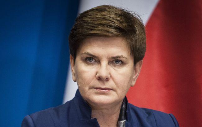 Польща підтвердила відмову від прийому мігрантів