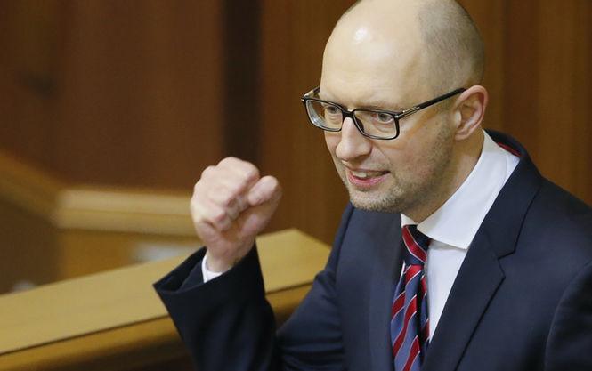 """""""Не я этот кризис создавал"""". Яценюк поставил ультиматум парламентским фракциям"""
