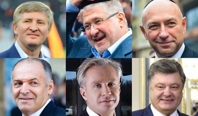 Forbes опубликовал новый рейтинг украинских миллиардеров: Порошенко разбогател на $100 млн