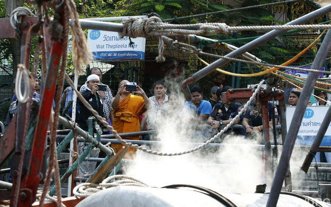 У Таїланді вибухнув пасажирський катер, 67 осіб отримали поранення
