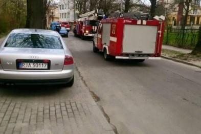 Во Львове горело общежитие медицинского университета: спасатели эвакуировали 20 человек