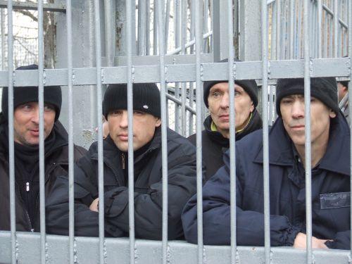 У російських в'язницях зафіксована найвища смертність